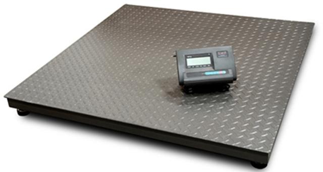 Платформенные весы (4 датчика)